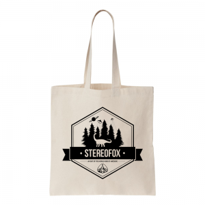 Stereofox Dino Tote Bag