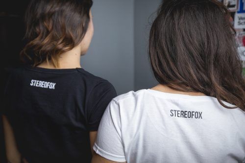 Stereofox T-Shirt Female Girls Session Fashion