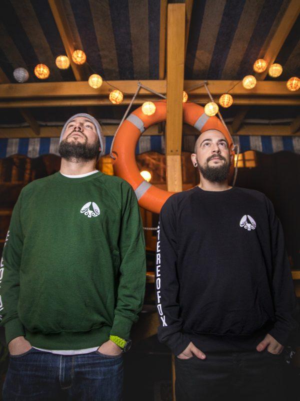 Stereofox Merch Male Sweatshirt Guys Phososession