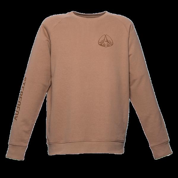 beige-stereofox-unisex-sweatshirt