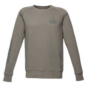 green-gray-stereofox-unisex-sweatshirt